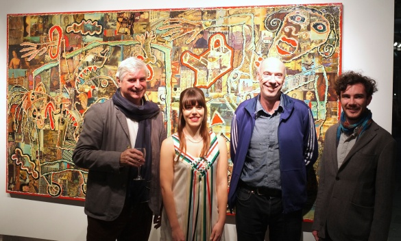 Reticulation Opening Night
