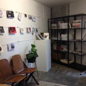 Verge Gallery Zine Library