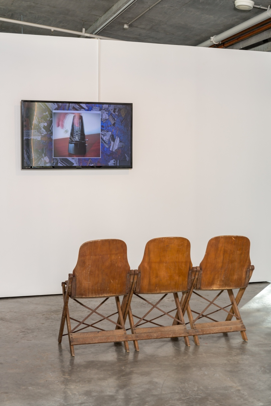 Aideen Doran, Oblomov's Dream, Digital video, 17.45 minutes, 2014-15. (Video still). Image by Document Photography.