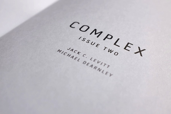 Complex: Issue Two by Levitt and Dearnley