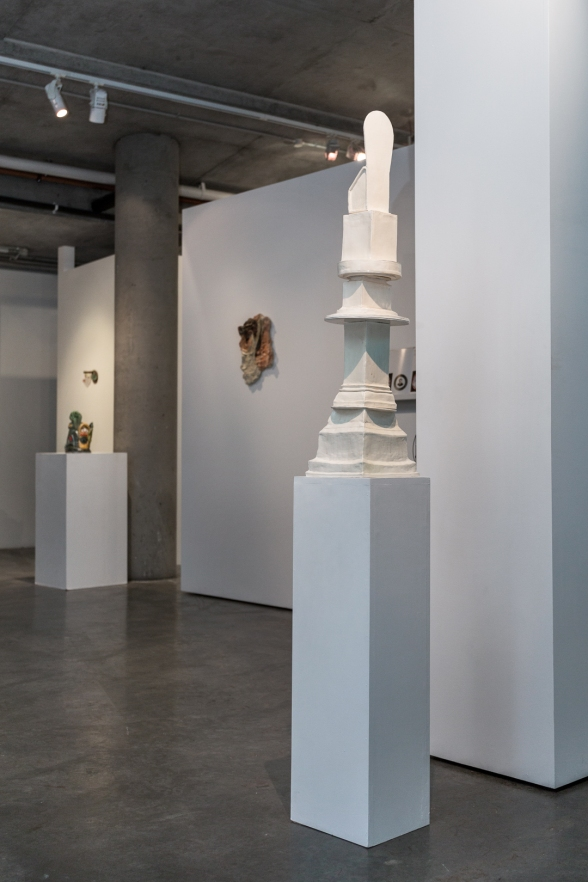 Stuck in the Mud // pictured Holly Macdonald, Amanda Bromfield, Bev Shroot and Connie Anthes :: September at Verge Gallery.