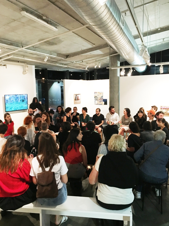 A Third Space : Transience and Identity in The Transnational