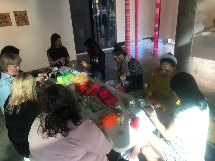 WORKSHOP :: Knitty by Nature