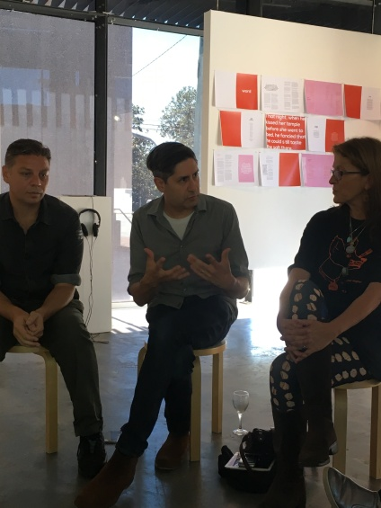 Indigenous Arts + Curatorial Panel Discussion