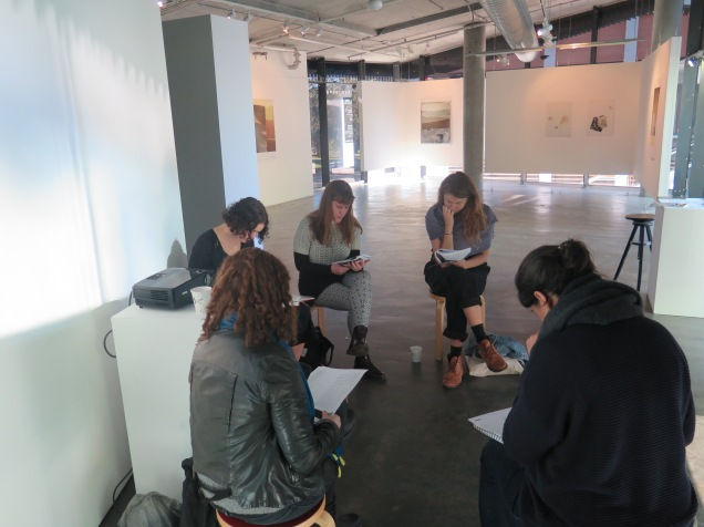 Creative Reading Group // June 23