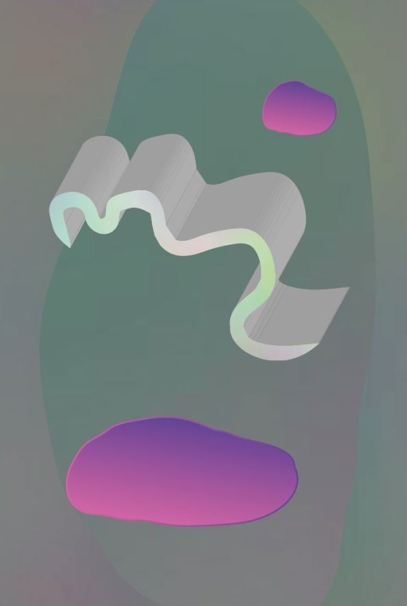 Jessica Herrington, Untitled 4 as part of Abstract Digital, 2017, augmented reality, dimensions variable